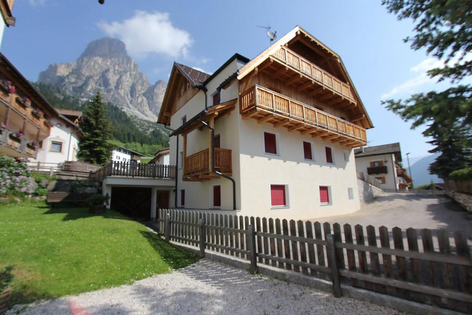 Benvenuto la montanara appartamenti corvara alta badia val badia alto adige s dtirol - Riscaldare velocemente casa montagna ...